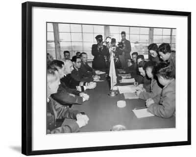 Korean War, 1953--Framed Giclee Print