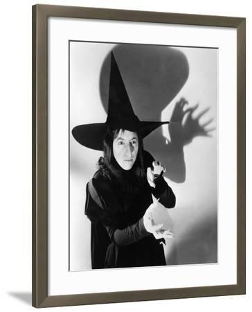 Wicked Witch of the West--Framed Giclee Print