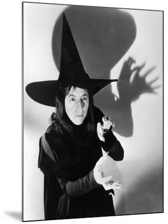Wicked Witch of the West--Mounted Giclee Print