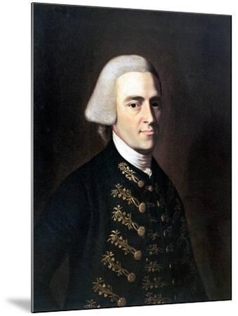 John Hancock (1737-1793)-John Singleton Copley-Mounted Giclee Print