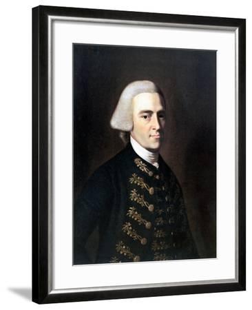 John Hancock (1737-1793)-John Singleton Copley-Framed Giclee Print