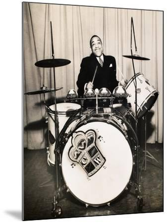 Chick Webb (1909-1939)--Mounted Giclee Print