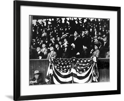 William Howard Taft--Framed Giclee Print