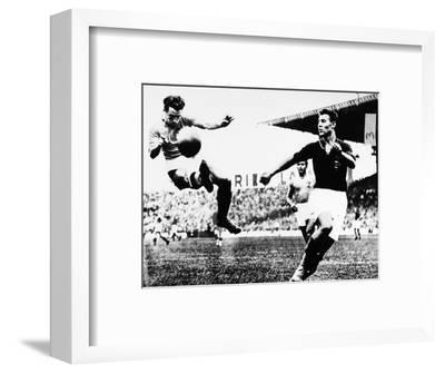 World Cup, 1938--Framed Premium Giclee Print