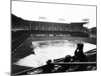 Ebbets Field, c1950--Mounted Giclee Print