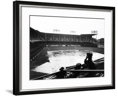 Ebbets Field, c1950--Framed Giclee Print