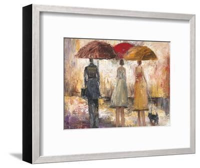 Spring Showers 1-Marc Taylor-Framed Premium Giclee Print
