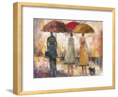 Spring Showers 1-Marc Taylor-Framed Art Print