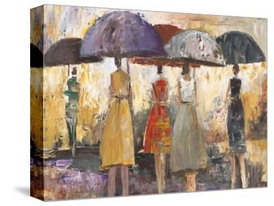 Spring Showers 2-Marc Taylor-Stretched Canvas Print