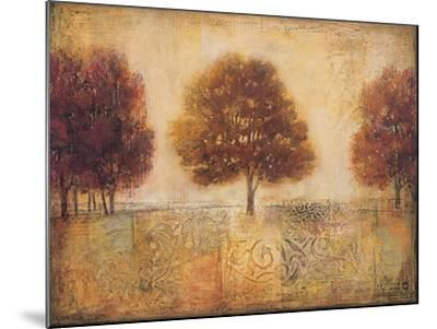 Tapestry Fields I-Ivo-Mounted Art Print