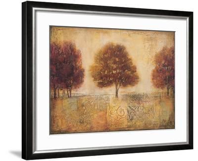 Tapestry Fields I-Ivo-Framed Art Print