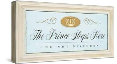 The Prince Sleeps-Angela Staehling-Stretched Canvas Print