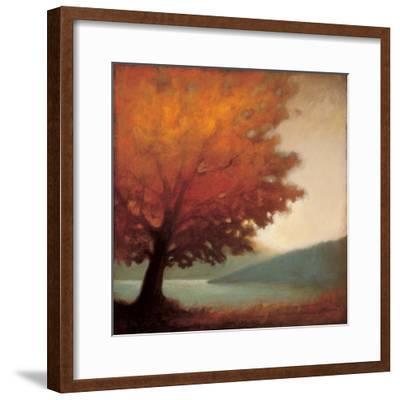 Solitude-Edward Raymes-Framed Art Print