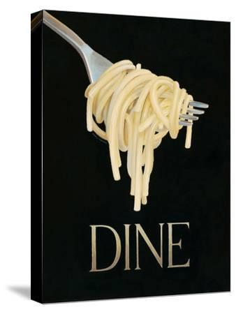 Gourmet Pasta-Marco Fabiano-Stretched Canvas Print