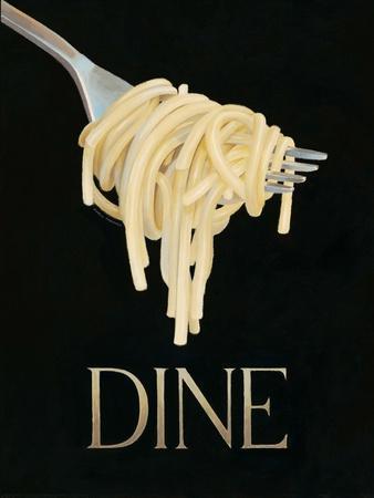 Gourmet Pasta-Marco Fabiano-Framed Premium Giclee Print