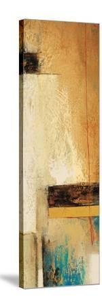 Ocaso Ochre 2-Gabriela Vilarreal-Stretched Canvas Print