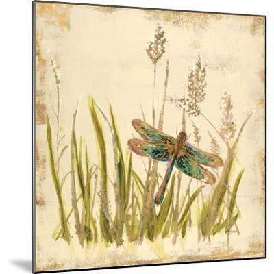 Dragonfly Meadow-Bella Dos Santos-Mounted Art Print