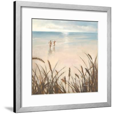 Sand Grasses-Paulo Romero-Framed Premium Giclee Print