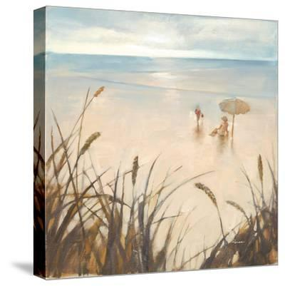View from Shore-Paulo Romero-Stretched Canvas Print