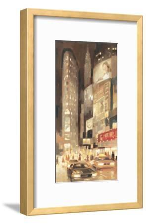 Midtown Glow-Paulo Romero-Framed Art Print