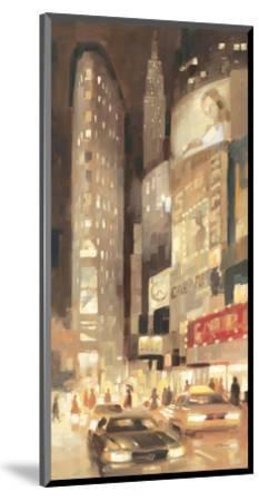 Midtown Glow-Paulo Romero-Mounted Art Print