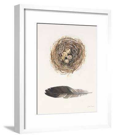 Field Study Nest-Jurgen Gottschlag-Framed Art Print