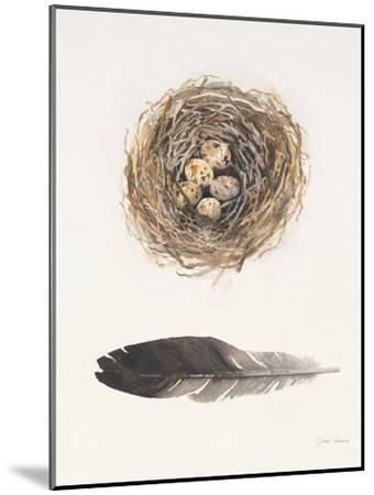 Field Study Nest-Jurgen Gottschlag-Mounted Art Print