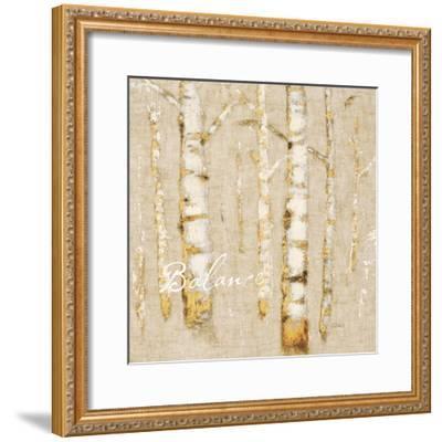 Natural Balance-James Wiens-Framed Art Print