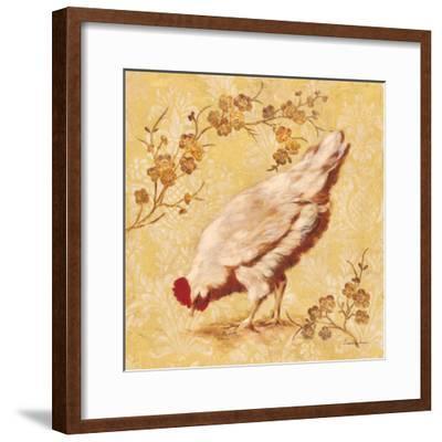 Estate Hen-Laurel Lehman-Framed Art Print