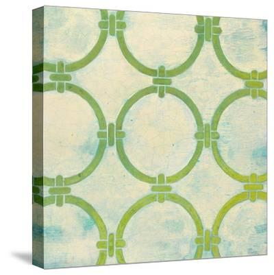 Circle Lattice-Hope Smith-Stretched Canvas Print