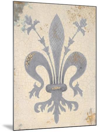 Tiffany Fleur-Arnie Fisk-Mounted Art Print