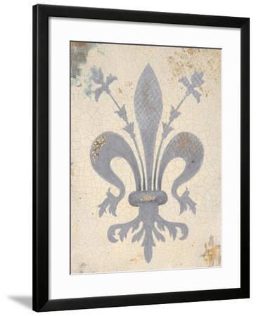 Tiffany Fleur-Arnie Fisk-Framed Art Print