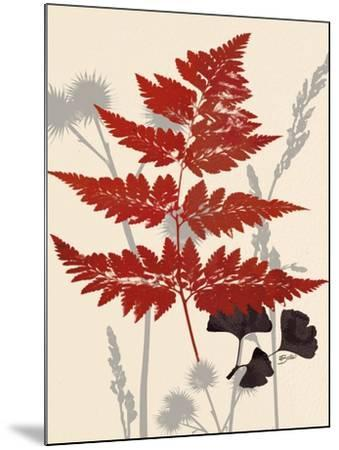 October Fern 1-Bella Dos Santos-Mounted Art Print
