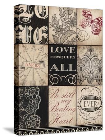 Vintage Love-Marco Fabiano-Stretched Canvas Print