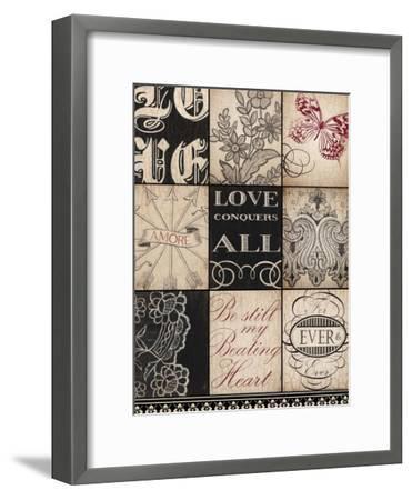 Vintage Love-Marco Fabiano-Framed Art Print