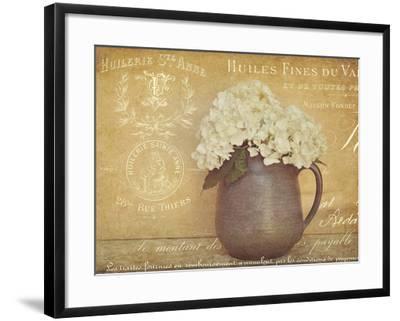 Heirloom Bouquet 2-Cristin Atria-Framed Art Print
