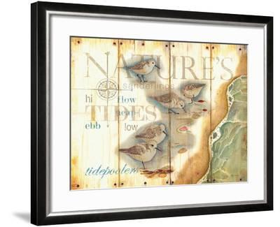 Nature's Tidepoolers-Mary Escobedo-Framed Art Print