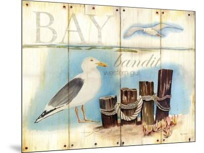 Bay Gull-Mary Escobedo-Mounted Art Print