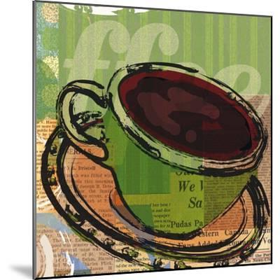 Etched Coffee-Walter Robertson-Mounted Art Print