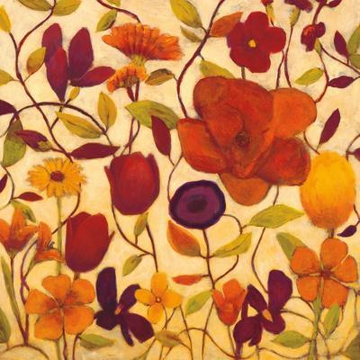 Cheerfully Entangled-Claire Lerner-Framed Art Print