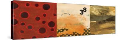 Contemporary Panel-Natasha Barnes-Stretched Canvas Print
