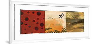 Contemporary Panel-Natasha Barnes-Framed Art Print