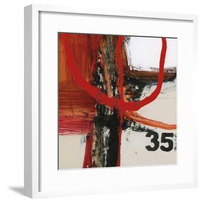 Abstract Digits-Natasha Barnes-Framed Premium Giclee Print