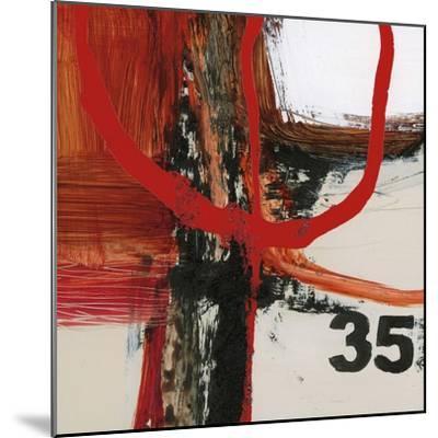 Abstract Digits-Natasha Barnes-Mounted Premium Giclee Print