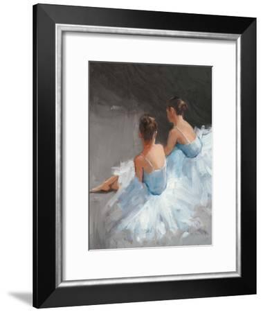 Dancers at Rest-Patrick Mcgannon-Framed Art Print