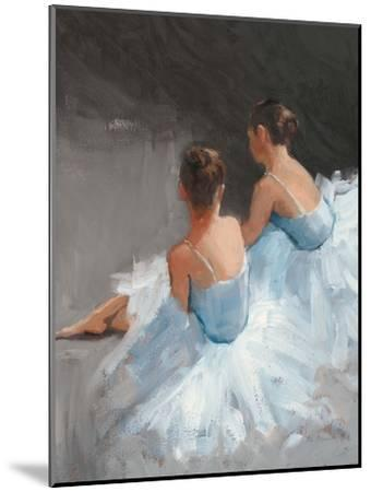 Dancers at Rest-Patrick Mcgannon-Mounted Art Print