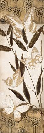 Flying Through Filigree-Morgan Yamada-Framed Art Print