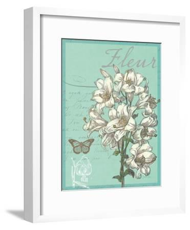 Fleur Nouveau-Devon Ross-Framed Art Print