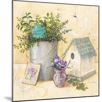Chef's Garden-Angela Staehling-Mounted Art Print
