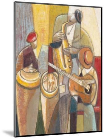 Cultural Trio 1-Norman Wyatt Jr^-Mounted Premium Giclee Print